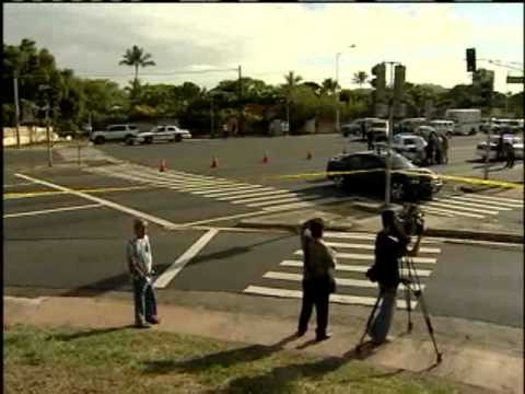 Honolulu Police Shoot Man In Attempted Car Jacking