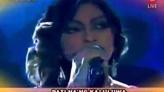 Bella Santiago  Willtime Bigtime Singing Kanlungan of Willie Revillame
