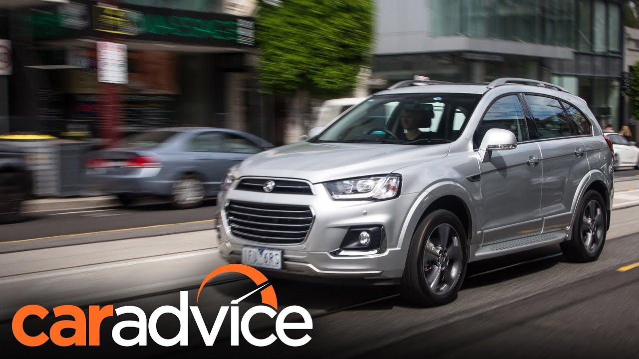 2016 Holden Captiva Ltz Review Caradvice