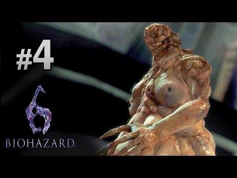 #4 打倒教會裏的王 | Biohazard 6 生化危機 6 中文版