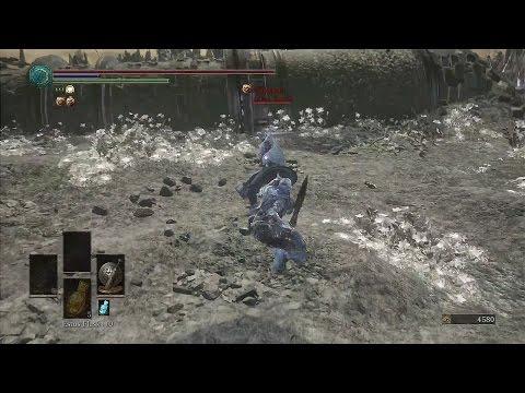 Dark Souls 3 - The Arena