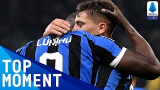 Lukaku Lets 17-Year Old Sebastiano Esposito Take Penalty | Inter 4-0 Genoa | Top Moment | Serie A