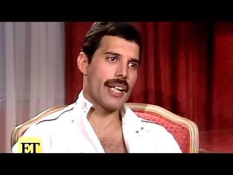 Фредди Меркьюри. Эксклюзивное интервью на ET. 1982 год.