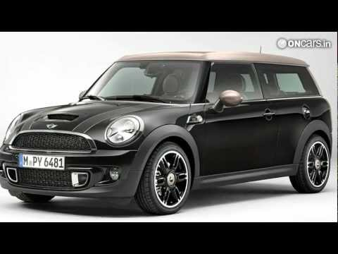 Mini Clubman Bond Street revealed ahead of 2013 Geneva Motor Show