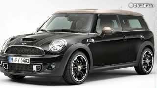 Mini Clubman Bond Street revealed ahead of 2013 Geneva Motor Show