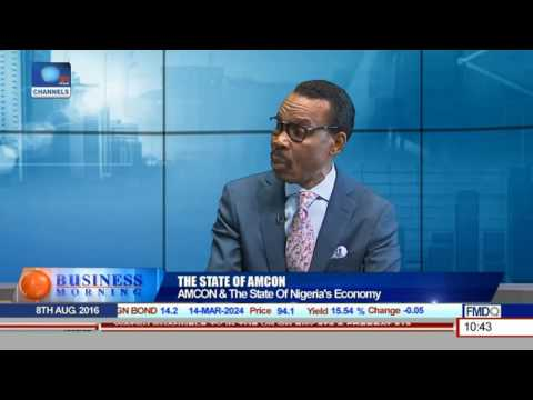 Business Morning: Focus On The State Of AMCOn With Analyst Pt 2