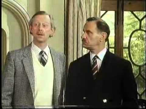 Fairly Secret Army episode 4 - Geoffrey Palmer - comedy channel 4 - 1984