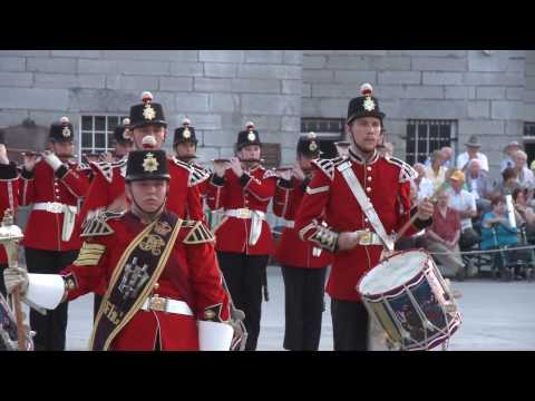Military History Comes Alive in Fort Henry, Kingston - Ontario, Canada