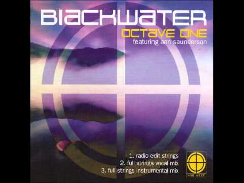 Octave One feat Ann Saunderson - Blackwater (Chase The Blue instrumental mix)