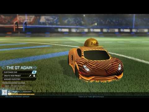 Rocket League Ii Orange Endo 20xx Bm Decal With The Best Color