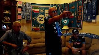 Juventus - Napoli 3-1  29-09-2018  (Casa Cuomo)