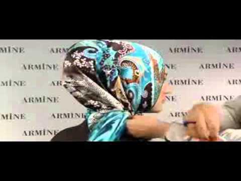 فيلم آموزشي معاينه لگن فيلم آموزشي نحوه بستن روسري (قسمت چهارم) - VidoEmo - Emotional Video Unity
