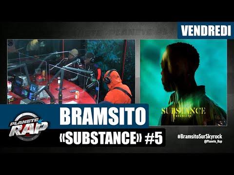 Youtube: Bramsito – Planète Rap«Substance» avec Uzi, MIG, Denzo, Negrito, Kossdar, RXN… #Vendredi