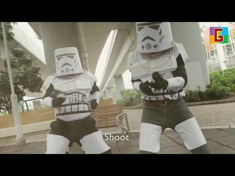 EPIC SCHOOL FIGHT ???? ??? STAR WARS: The Mandalorian ???????? ???????