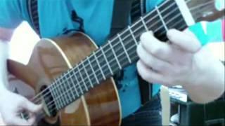 Тёмная Ночь  разбор песни, уроки игры на гитаре