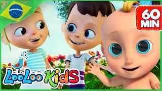 Rig A Jig Jig - Rima de berçário - LooLoo Kids Português