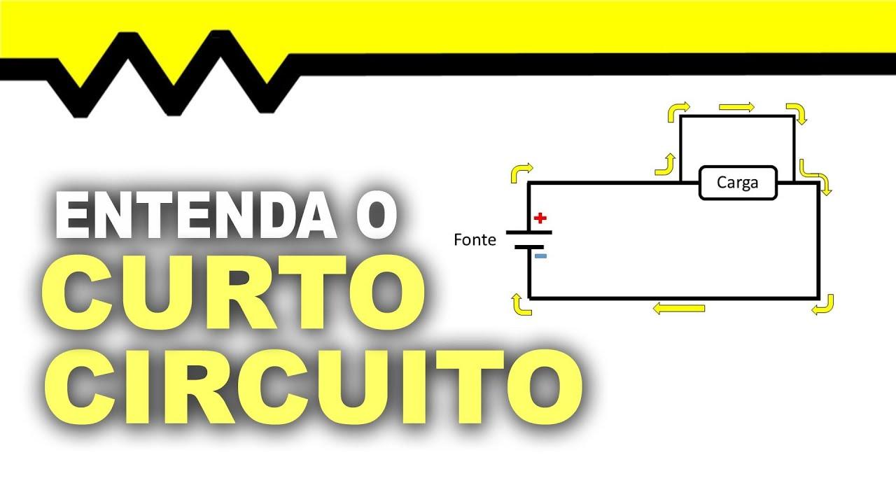 Circuito Eletricos : O que é curto circuito elétrico youtube