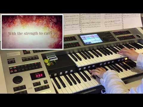Hero (by Mariah Carey) : Yamaha Electone ELS-02C