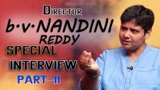 Director Nandini Reddy Exclusive Interview #2 | Mann ki baat with Swapna | TVNXT Hotshot
