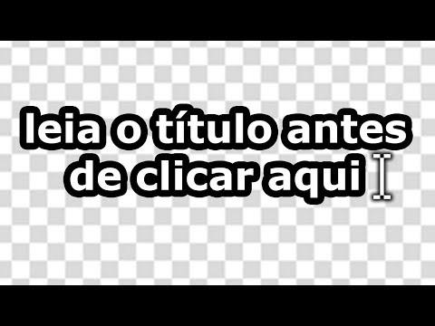 ⚠️Só Brasileiro CONSEGUE Clicar Neste Vídeo (FAÇA O TESTE)⚠️