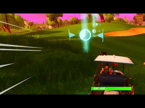 Complete Vehilce Timed Trials Fortnite Season 6 Week 10 Challenge