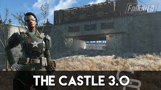 Fallout 4 - The Castle 3.0 Updated Castle Tour