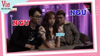 Puka suy sụp bởi Nguyễn Anh Tú cùng Quốc Khánh chửi mình NGU