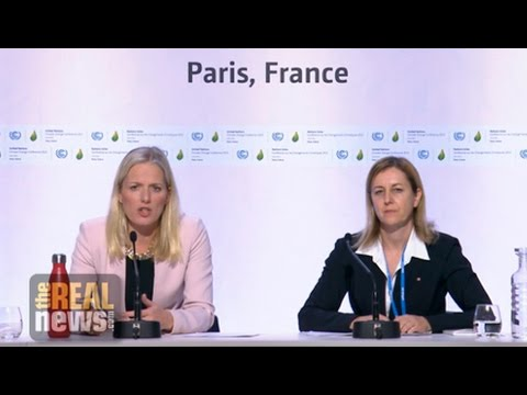 The Canadian Environment Minister's Cop-out at COP21 (1/2)