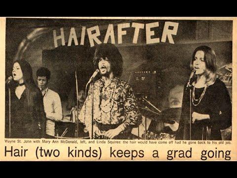 Stand Up (Baby) Wayne St  John ~ 45RPM recorded under SAINT JOHN 1971
