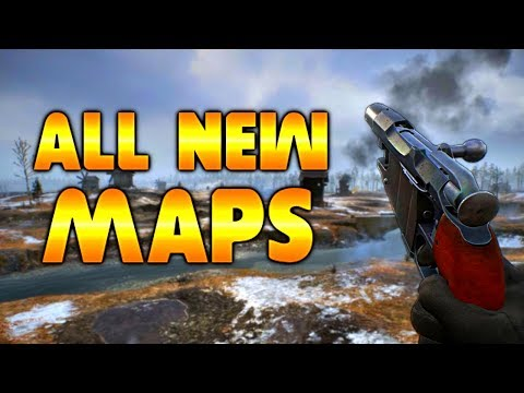 ALL NEW DLC MAPS Gameplay & Spectating - Battlefield 1 In The Name Of The Tsar Gameplay PC