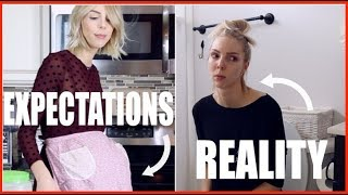 ❥ MA VIE DE MAMAN | EXPECTATIONS vs REALITY