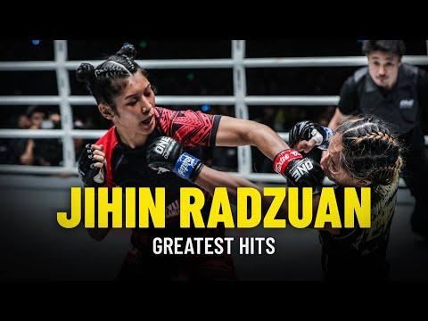 Jihin Radzuan's Greatest Hits in ONE Championship