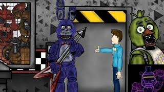 Прикол фнаф 1(рисуем мультфильмы 2)