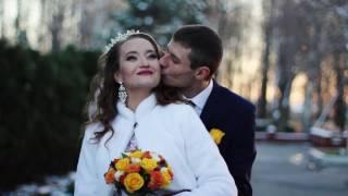 Свадебное видео Клип Иван и Ксения wedding 2016