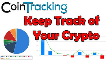 CoinTracking - Keep Track of Your Crypto - Easily Create Tax Reports