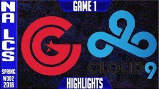 Video CG vs C9 Highlights | NA LCS Week 3 Spring 2018 W3D2 | Clutch Gaming vs Cloud9 Highlights download MP3, 3GP, MP4, WEBM, AVI, FLV Agustus 2018