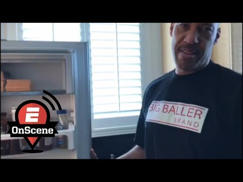What's in LaVar Ball's fridge? | OnScene | ESPN