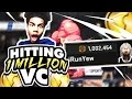 NBA 2K17 Hitting 1 Million Vc In Highrollers Immortalized At Stage mp3