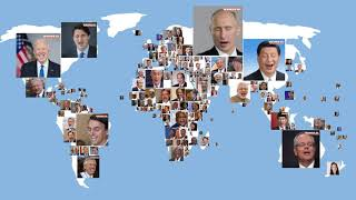 World Leaders sing Numa Numa