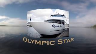 On board the Olympic Star