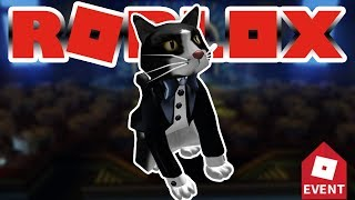 (ROBLOX EVENT) How to get Tuxedo Cat in Roblox Bloxys Event 2019