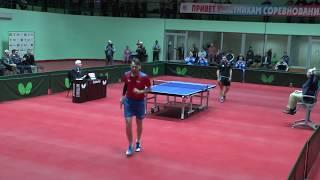 SKACHKOV Kirill - SGOUROPOULOS Ioannis. ETTTC-2019 Qualification