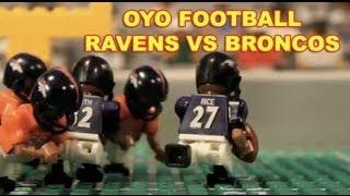 Video OYO Football Ravens vs Broncos download MP3, 3GP, MP4, WEBM, AVI, FLV Oktober 2017