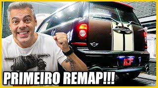 PRIMEIRO REMAP do MINI CLUBMAN💩 no Titio ACF!👿 (Ft. @ACF )