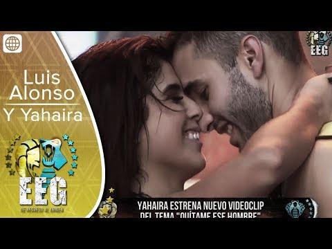 EEG de Regreso al Origen 13/07/2017 - Luis Alonso Bustios en el nuevo videoclip de Yahaira Plasencia