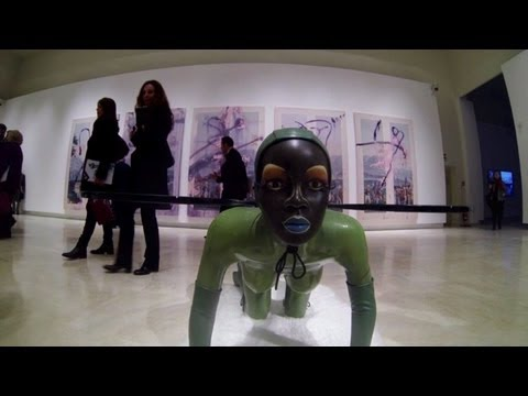 Italian expo shows US artists' take on New York life