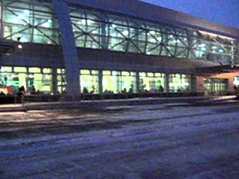 vladimir putin arrival in novosibirsk - russia