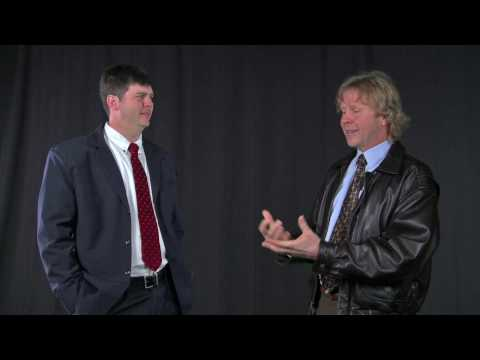 Dan Oaks interviewed by Arlan Brunson about running for Governor in the State of Utah.