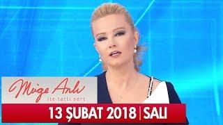 Müge Anlı ile Tatlı Sert 13 Şubat 2018 - Tek Parça
