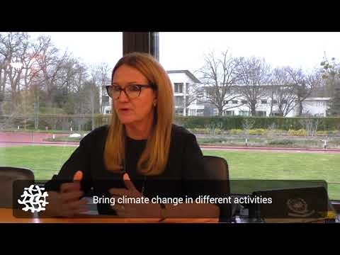 Ingrid Hoven on the importance of agriculture and climate change for the development agenda